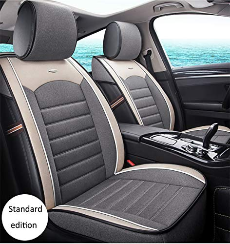 Purchase GOUDU Auto Seat Cover Trendy Car Seat Protector Car Seat Anti-Slip Elegance Car Seat Cover ...