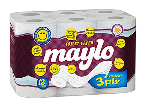 Maylo Toilet Paper Roll