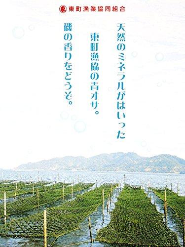 東町漁業組合『鹿児島県産1等級あおさのり』