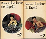 La Force de l'âge (Collection Folio) - Gallimard