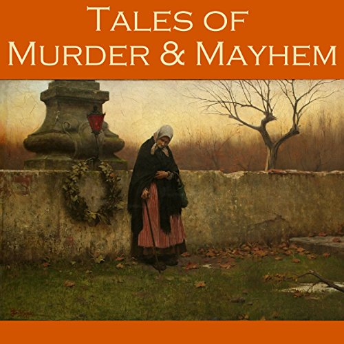 Tales of Murder and Mayhem cover art