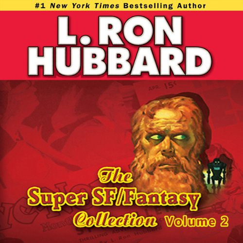Super Sci-Fi & Fantasy Audio Collection, Volume 2 audiobook cover art