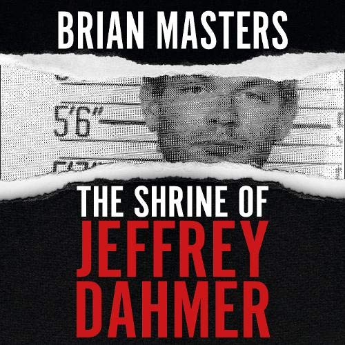 Couverture de The Shrine of Jeffrey Dahmer