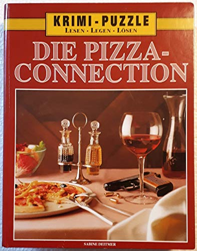 FX Schmid DIE Pizza-Connection - Krimi-Puzzle