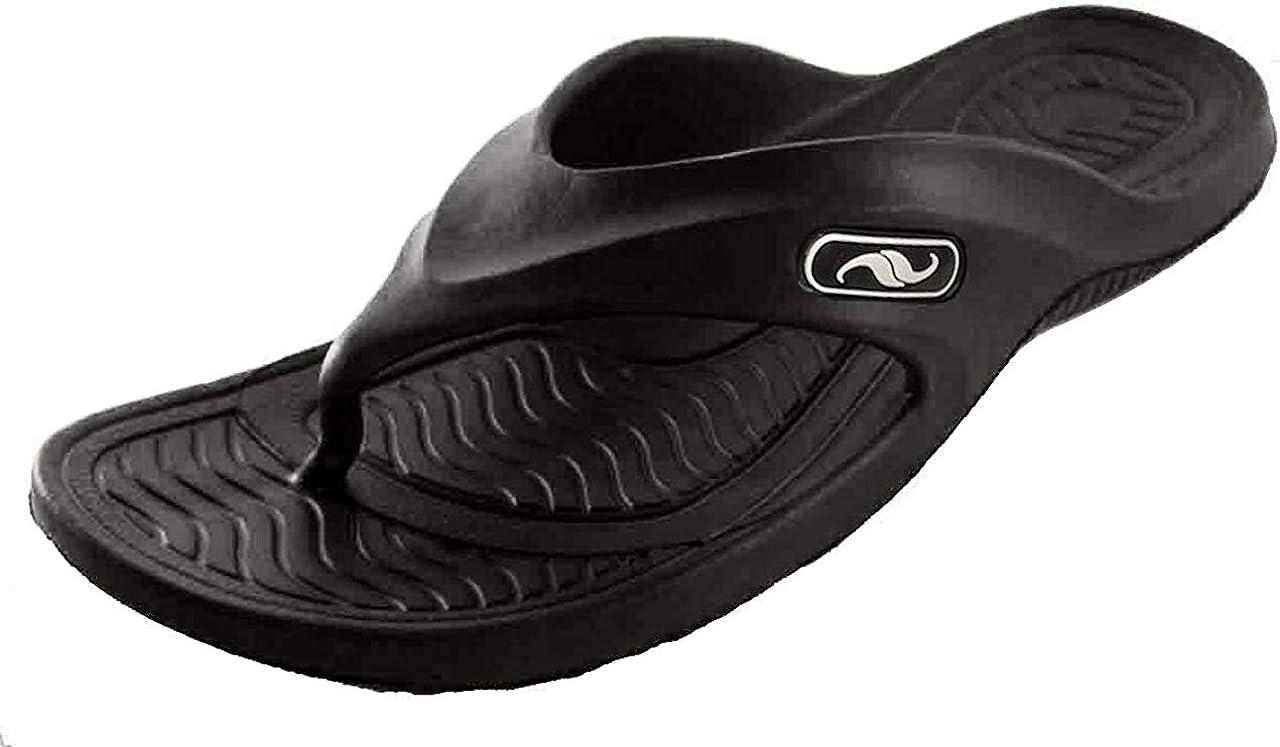 Gear One Men's Rubber Sandal Slipper