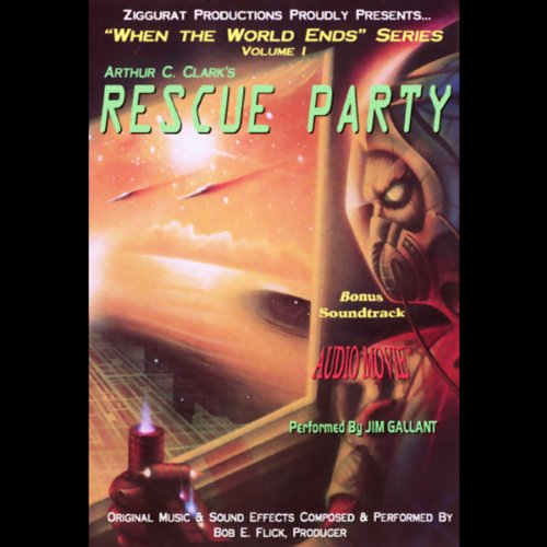 Rescue Party audiobook cover art