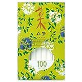 カメヤマローソク 菜100 八華 (24本入)