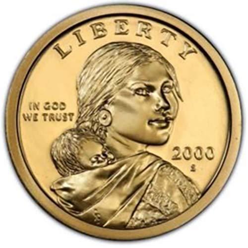 2000 S Proof Sacagawea Dollar Choice Uncirculated US Mint
