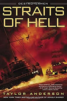 Hardcover Straits of Hell (Destroyermen) Book