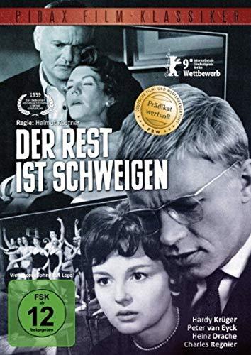 Pidax Film-Klassiker: Der Rest ist Schweigen