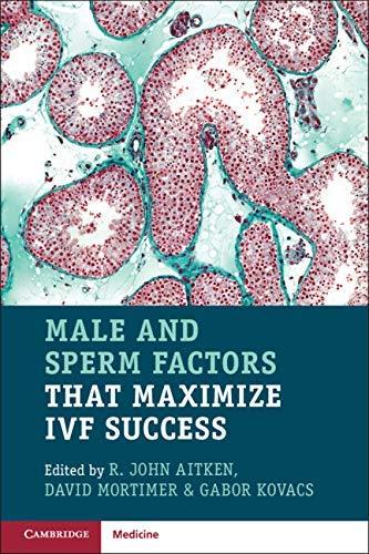 Male and Sperm Factors that Maximize IVF Success