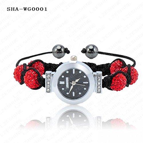 Estupendo de calabazas de nueva pulseras de Shamballa Fashion con Ab brazaletes relojes...