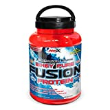 WHEY PURE FUSION 1 KG Doble-chocolate blanco