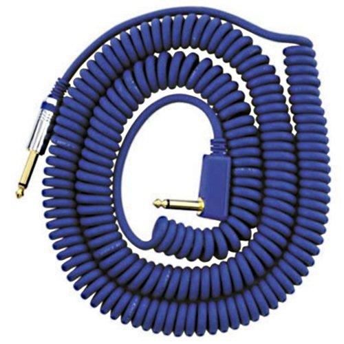 Vox VCC090SL - Cable enrollado (9 m, incluye bolsa de transporte), azul