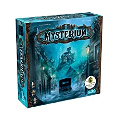 Cooperative investigation, everyone loses or wins Strong and immersive story line Ghostly fun for 2 to 7 players with a high replay value