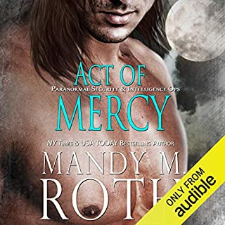 Act of Mercy audiobook cover art