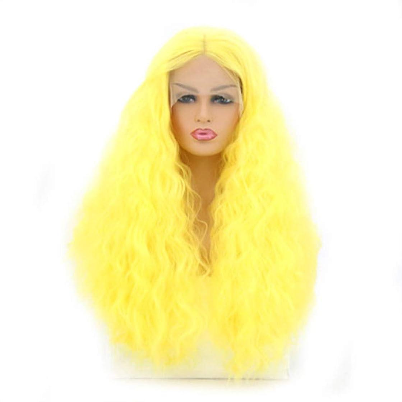 飛躍一緒にアグネスグレイZXF かつら女性のフロントレース長い巻き毛のかつらセット仮装ドレスかつら 美しい