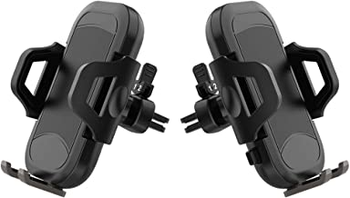 NTMY Universal Smartphone Car Air Vent Mount Holder Stand Cradle Compatible with iPhone 11 Pro Max X XS Max XR 8 8plus Samsung Galaxy S10 S9 S8 S7 Huawei P30 P20 Pro Mate20 LG Nexus Nokia and More