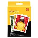 Kodak Zink Fotopapier – 3,5″x4,25″ – 89x108mm – 40 Stück