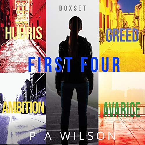 First Four  By  cover art