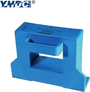 yhdc hk4030-s1actual 400A salida ± 4V Hall Sensor de corriente Voltaje de alimentación de circuito abierto 15V dc-25khz plate-type
