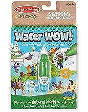 Melissa & Doug Let's Explore Water Reveal-Seasons Juego de simulación 3+ Regalo para niño o niña