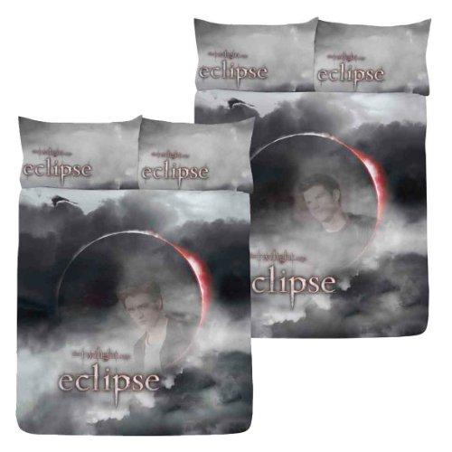 Zap Ltd Twilight Eclipse Bettwäsche für Doppelbett