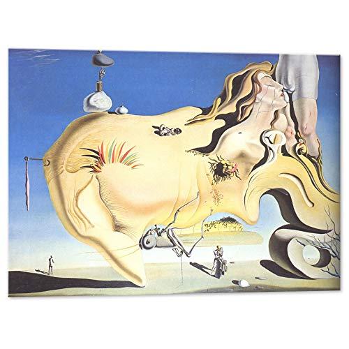 Kuader Il Grande Masturbatore Salvador Dali - 100 x 70 cm