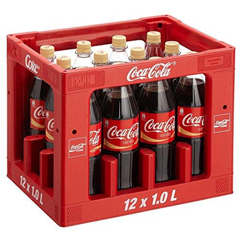 Coca-Cola Vanilla MEHRWEG, (12 x 1,0 l)