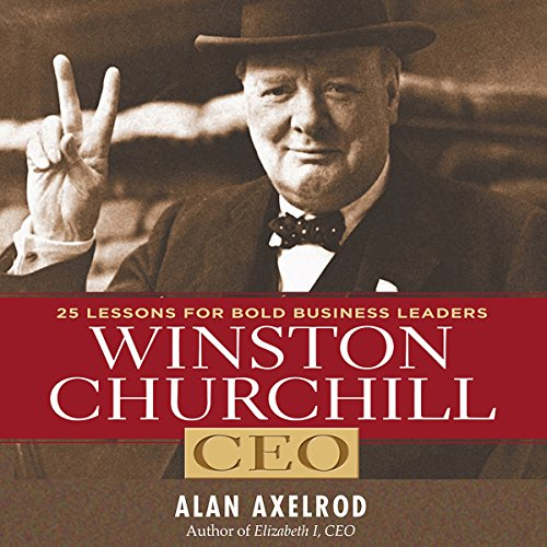 Winston Churchill, CEO  Audiolibri