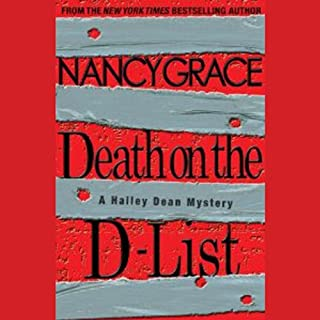 Death on the D-List audiobook cover art