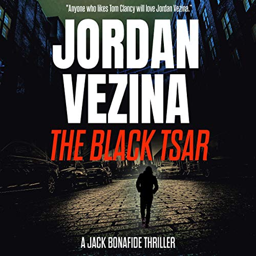 The Black Tsar  By  cover art