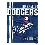Los Angeles Dodgers Walk Off Micro Raschel Throw Blanket, 46' x 60'