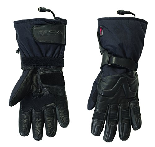 battery operated heated motorcycle gloves