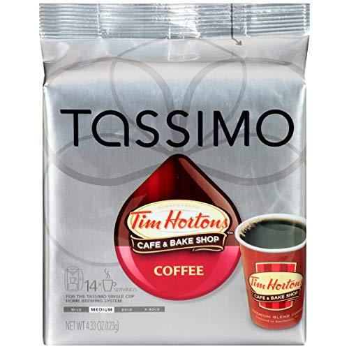Tassimo Tim Hortons Coffee T Discs, 14 count