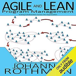 Agile and Lean Program Management cover art