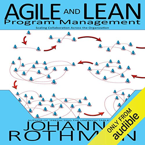 Agile and Lean Program Management Audiobook By Johanna Rothman cover art