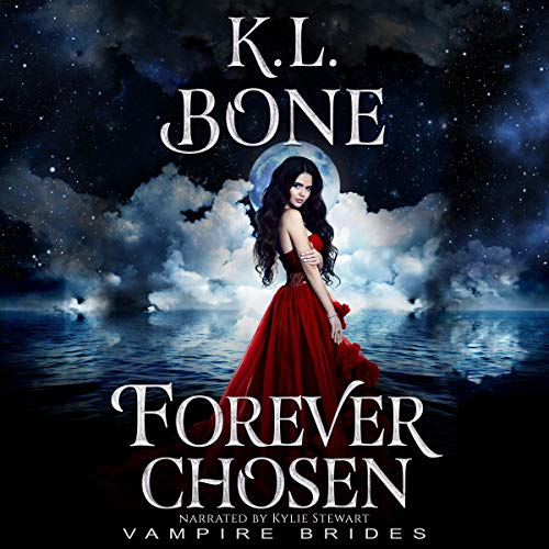 Forever Chosen Audiobook By K.L. Bone,                                                                                        Midnight Coven cover art