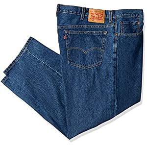 Levis Men's Big and Tall 560 Comfort Fit