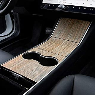 adatto a Chevrolet Camaro 2017-2019 Decorazione modanature interni auto In fibra di carbonio di moda Central Control Gear Box decorativi pannello interno Modification Sticker Accessori