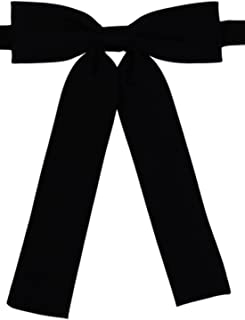 Girls Bow Tie, Solid Color Bow Ties - Various Colors
