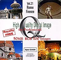 High Quality Digital Image for Professional Vol.21 Rome Firenze