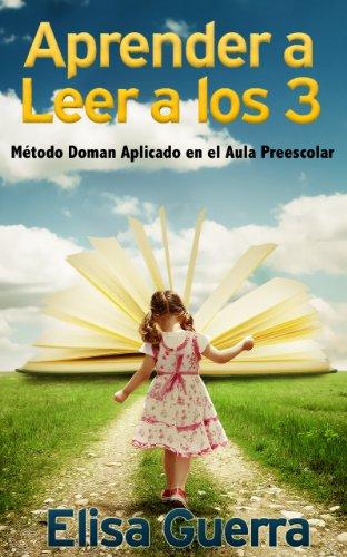 Aprender leer 3: Método Doman Aplicado Aula Preescolar