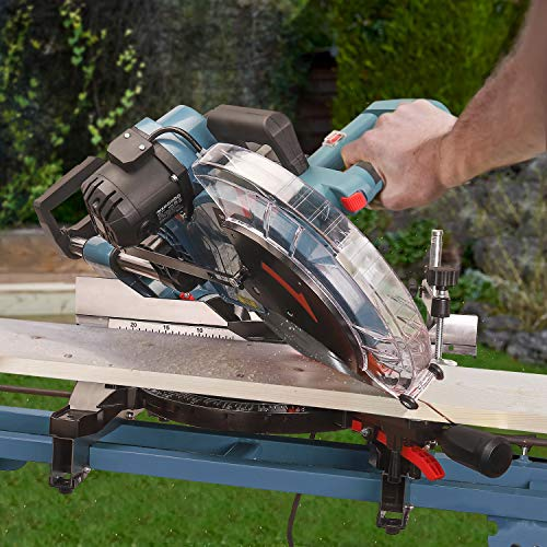 Bevel Cut with a Miter Saw