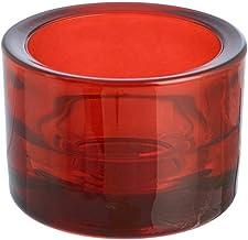 Spaas Tealight Holder Maxi, Wine Red