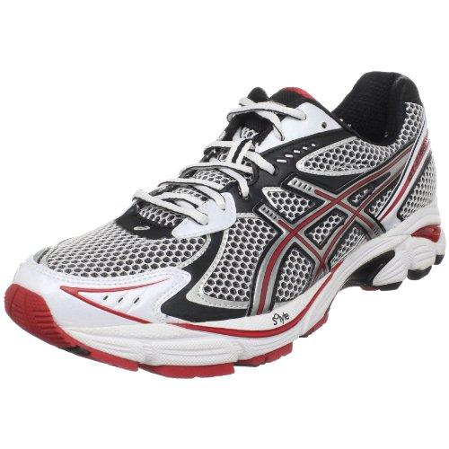ASICS Men's GT-2160 Running Shoe,Black/Storm/Flame,8 M