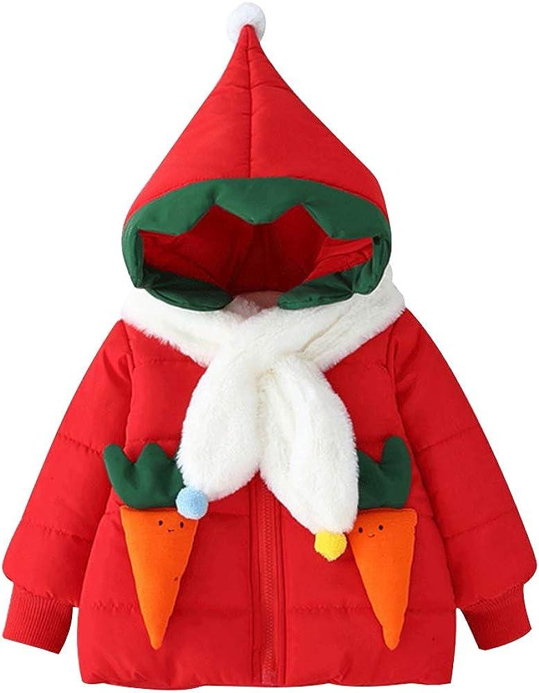 Baby Girls Winter Warm Down Hooded Be 1 year warranty super welcome Outerwear Snowsuit Coa Jacket