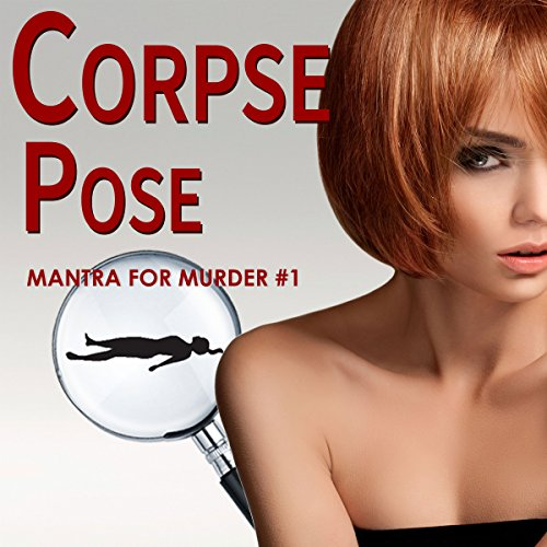Corpse Pose audiobook cover art