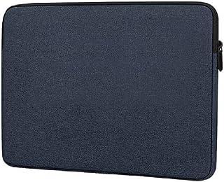 "WSLCN Laptop Case Sleeve Pouch Bag for Notebook Computer Liner Bag Briefcase 15.6""Blue"