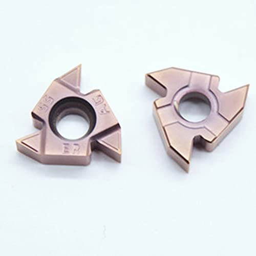 new arrival 10PCS online 16 ERM AG55 LF6018 threading online sale carbide insert milling cutter,cutting inserts,for processing stainless steel, steel, cast iron outlet online sale